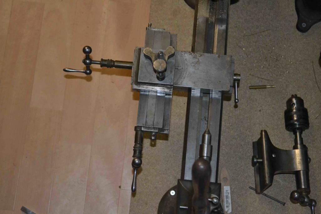 Tour à métaux Chario10