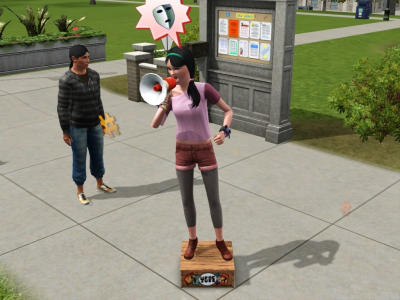Vos photos sims 3 University  - Page 3 Screen43