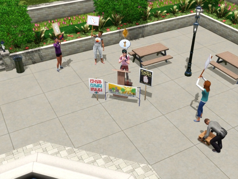 Vos photos sims 3 University  - Page 3 Screen49