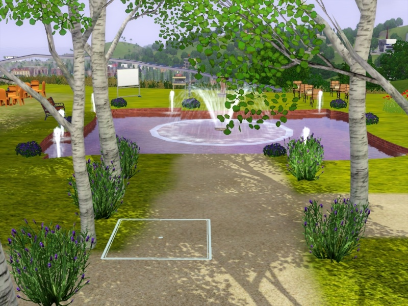 [Clos] Un espace vert pour le lycée Screen59