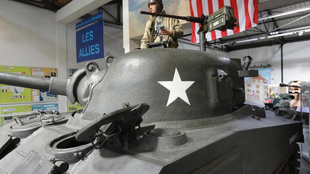Sherman - M4 Sherman (Tamiya 1/35) Dsc04476