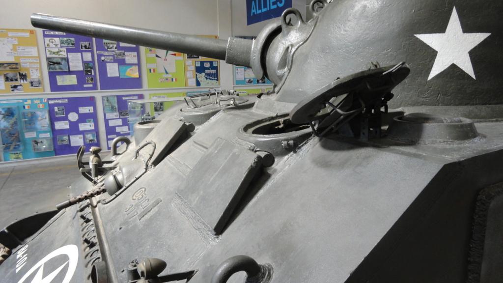 Sherman - M4 Sherman (Tamiya 1/35) Dsc04478