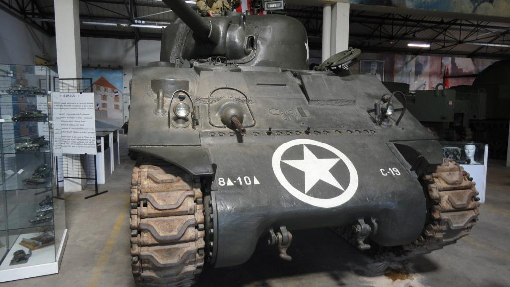 Sherman - M4 Sherman (Tamiya 1/35) Dsc04479