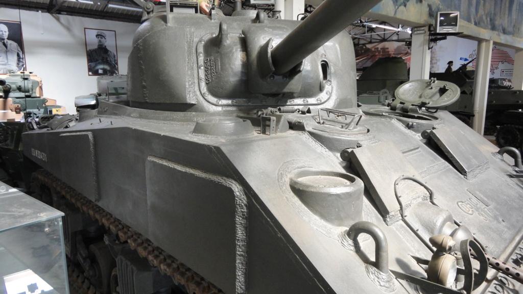 Sherman - M4 Sherman (Tamiya 1/35) Dsc04480