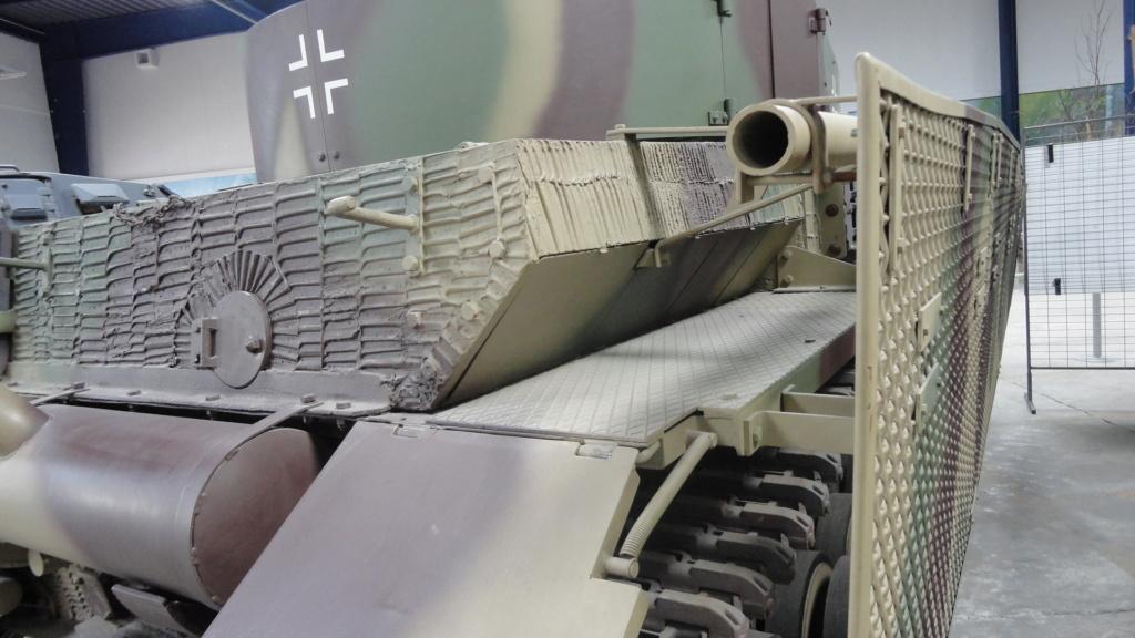 Pz.Kpfw. IV Ausf.H Revell (TERMINE) complement de photos Dsc05213