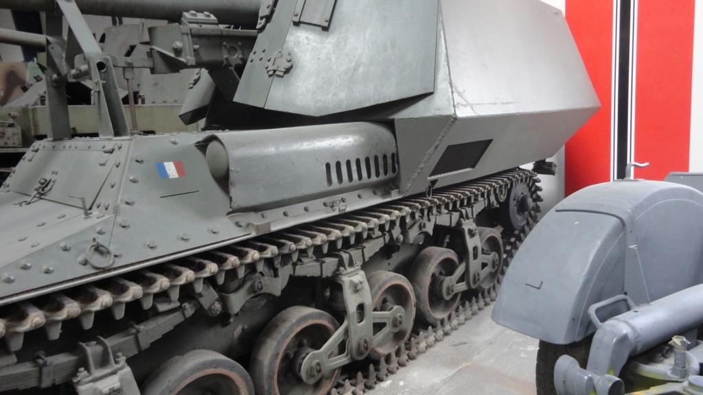 15 cm sFH.13/1 auf Geschutzwagen Lorraine-Schlepper Sd.Kfz. 135/1   RPM 1/35 ème  - Page 4 Dsc05293
