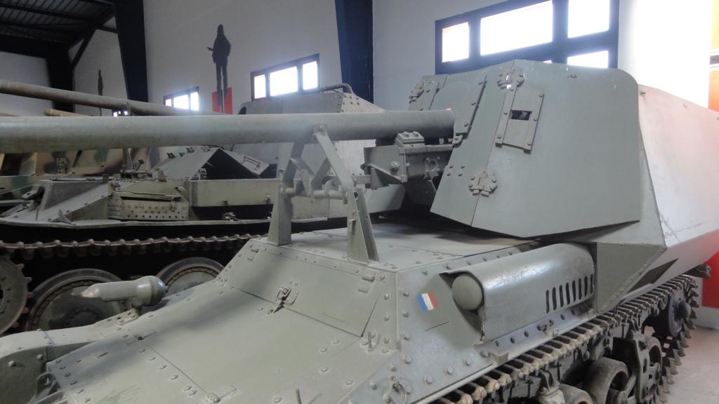 15 cm sFH.13/1 auf Geschutzwagen Lorraine-Schlepper Sd.Kfz. 135/1   RPM 1/35 ème  - Page 4 Dsc05294