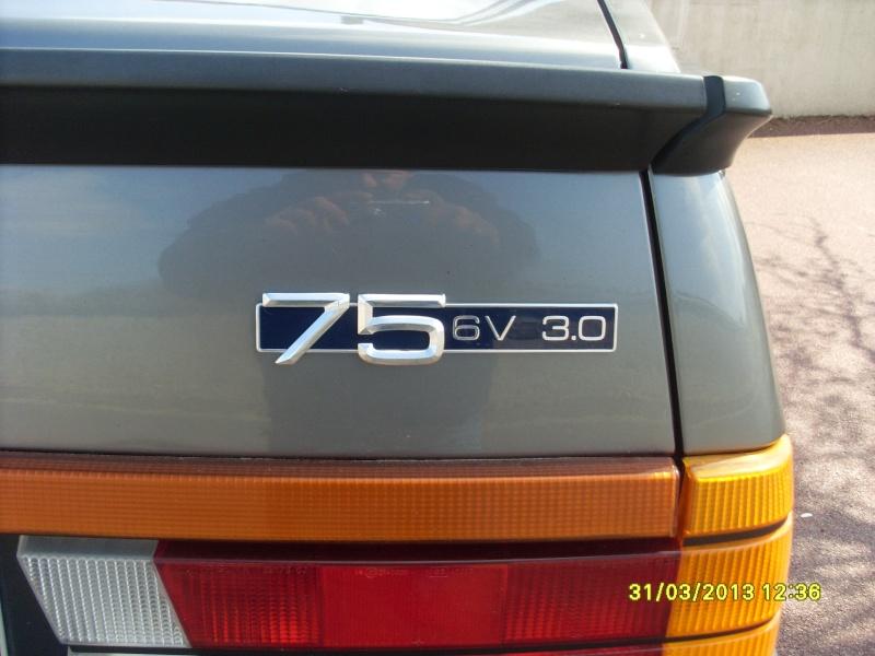 ma nouvelle auto  un GTV  inox  - Page 3 Sl380055