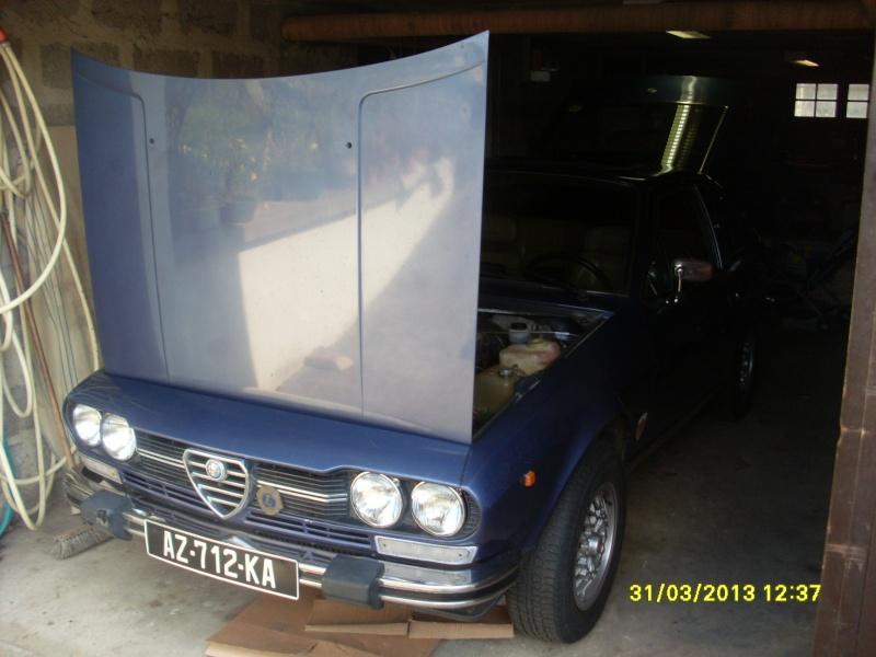 ma nouvelle auto  un GTV  inox  - Page 3 Sl380057