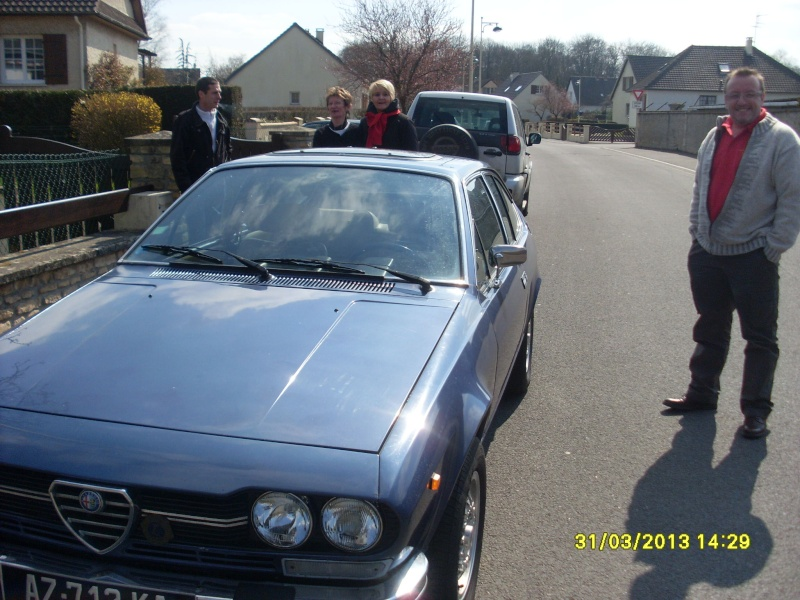 ma nouvelle auto  un GTV  inox  - Page 3 Sl380061