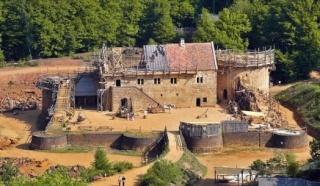 Guedelon (château fort) Chatea10