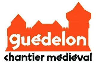 Guedelon (château fort) Logo-g10