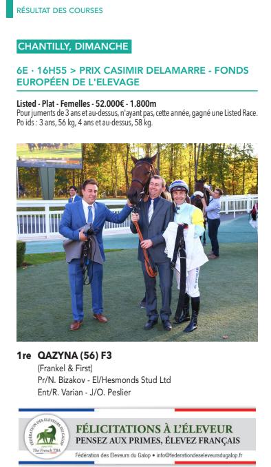 Le compteur de victoires : 2790, 21/10/18, Qazyna  Captu139