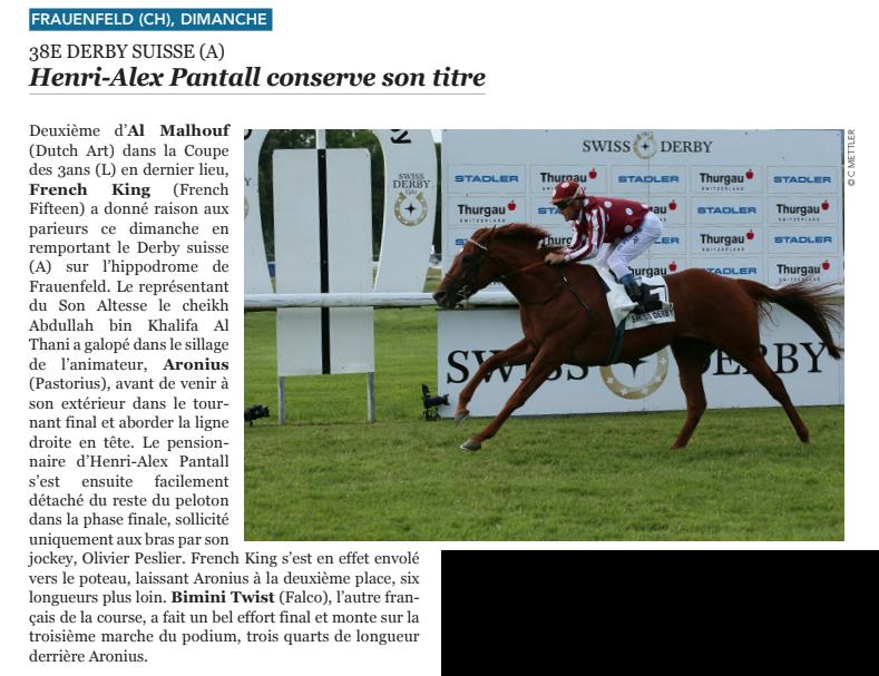Le compteur de victoires, 24/06/18 French King  Captur15