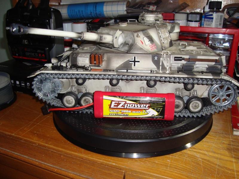 PANZER IV...il mio primo carro rc - Pagina 6 Dsc04519
