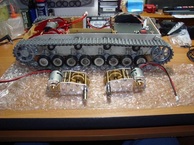 PANZER IV...il mio primo carro rc - Pagina 6 Dsc04521