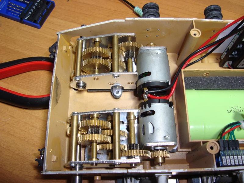PANZER IV...il mio primo carro rc - Pagina 6 Dsc04523