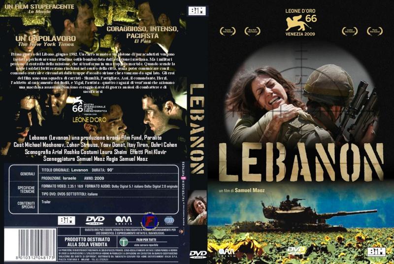FILM....con carri Armati... Lebano10