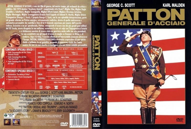 FILM....con carri Armati... Patton10