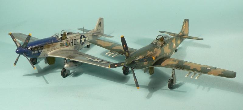 [ Airfix - Tamiya ] P-51 D Mustang 5-311