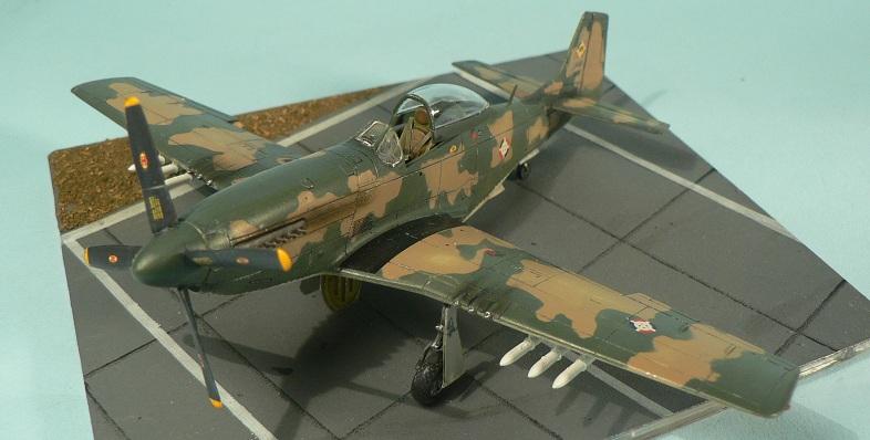 [Airfix] F-51 D Mustang 6-111