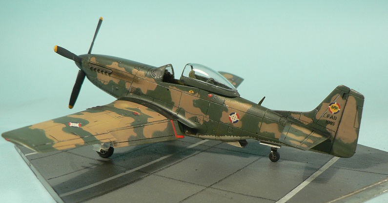 [Airfix] F-51 D Mustang 6-1110