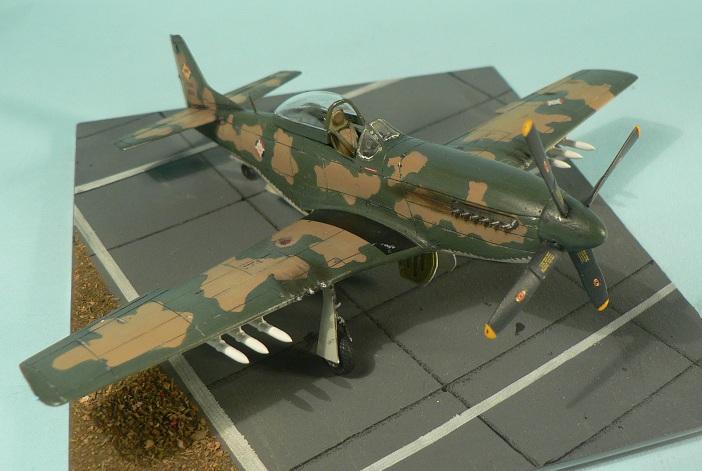 [Airfix] F-51 D Mustang 6-210