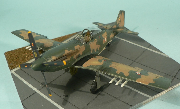 [Airfix] F-51 D Mustang 6-310