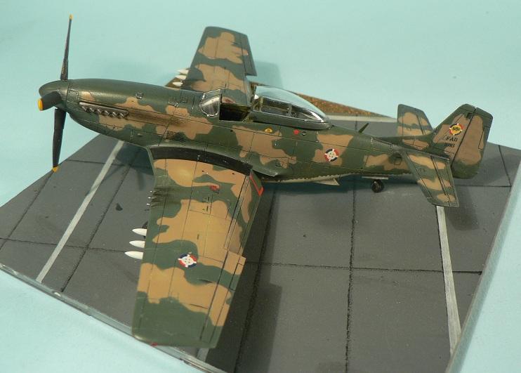 [Airfix] F-51 D Mustang 6-410