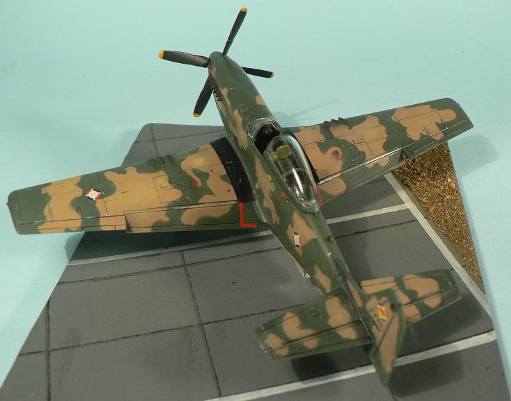 [Airfix] F-51 D Mustang 6-510