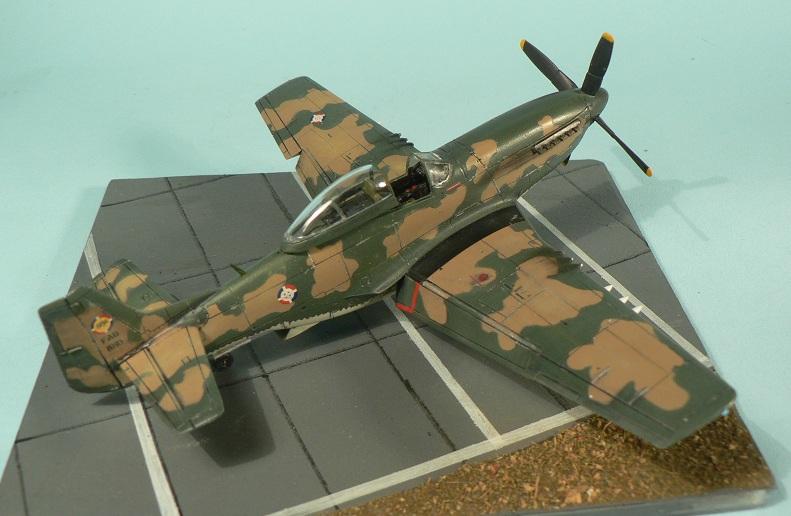 [Airfix] F-51 D Mustang 6-610