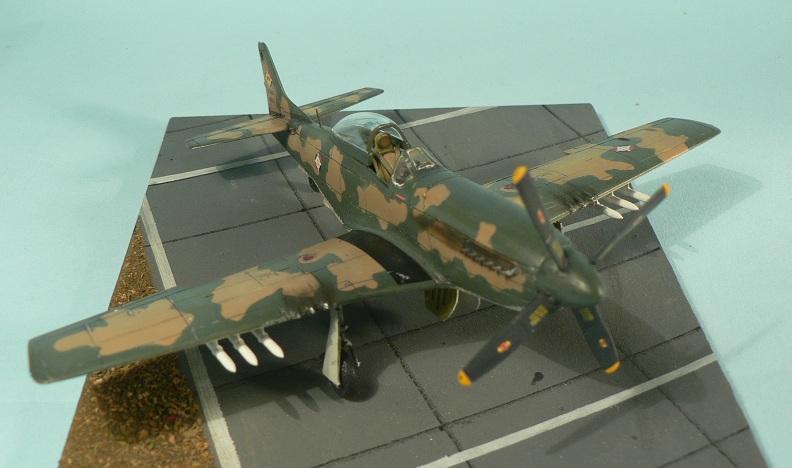 [Airfix] F-51 D Mustang 6-710