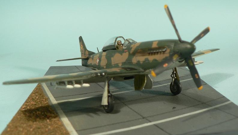 [Airfix] F-51 D Mustang 6-810