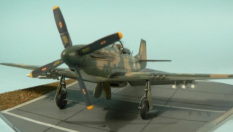 [Airfix] F-51 D Mustang 6-910
