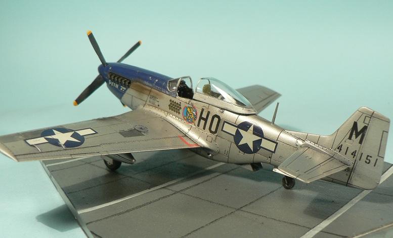 [Tamiya] P-51 D Mustang 7-1010