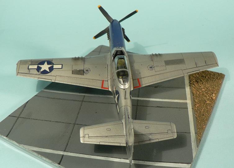 [Tamiya] P-51 D Mustang 7-310