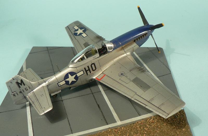 [Tamiya] P-51 D Mustang 7-410