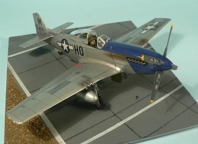 [Tamiya] P-51 D Mustang 7-510