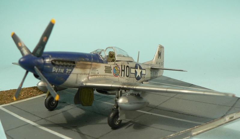 [Tamiya] P-51 D Mustang 7-710
