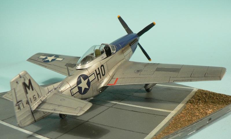 [Tamiya] P-51 D Mustang 7-910