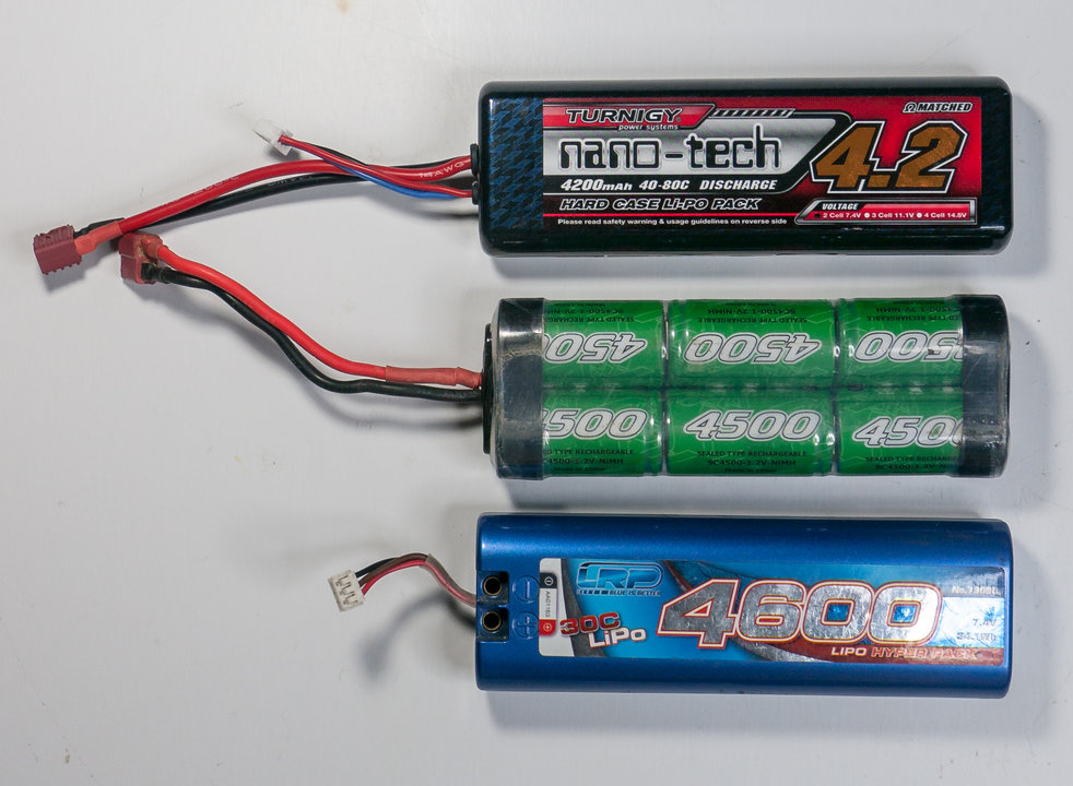 [TIPS]  Turnigy nano-tech 4200mAh battery for M-Chassis or nimh battery compartments P1270712