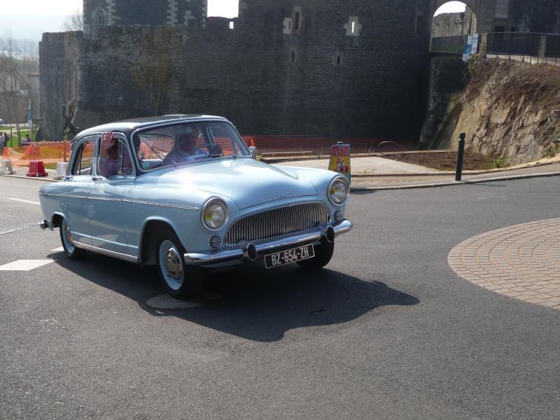 Ma simca P60 de 1964! Aronde10