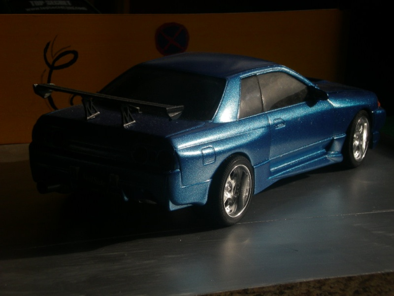 nissan skyline R32 GT-R VEILSIDE  Dscn4426