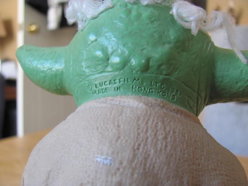 MISCELLANEOUS TOYS  Yoda_h12