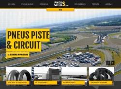 Pneus-Slick : un site internet dédié aux pneus piste Site-i10