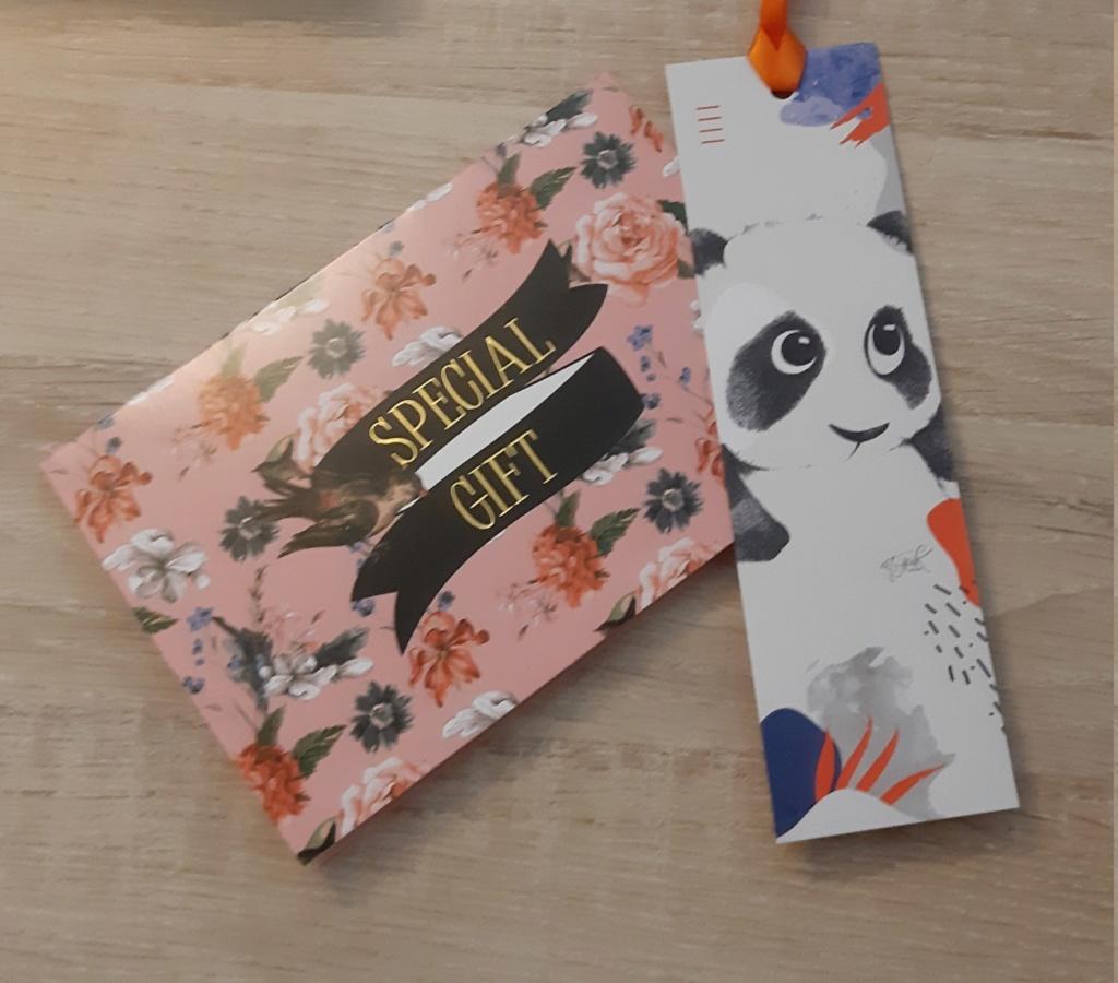 Swap enveloppe - Marque page [7/7 photos postées]  20191010