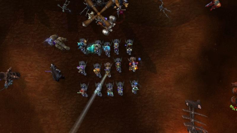 En formation! Wowscr33