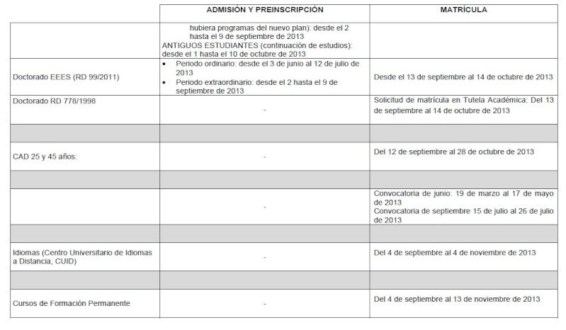Calendario académico curso 2013/2014 Calend11