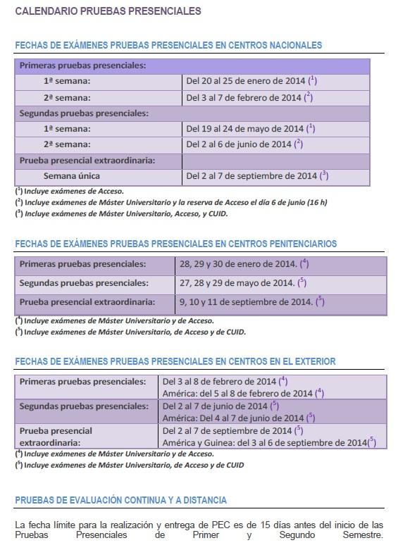 Calendario académico curso 2013/2014 Calend13