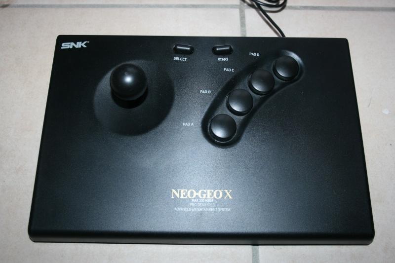 [Vendu] Stick Arcade Neogeo X USB comme neuf Img_5513